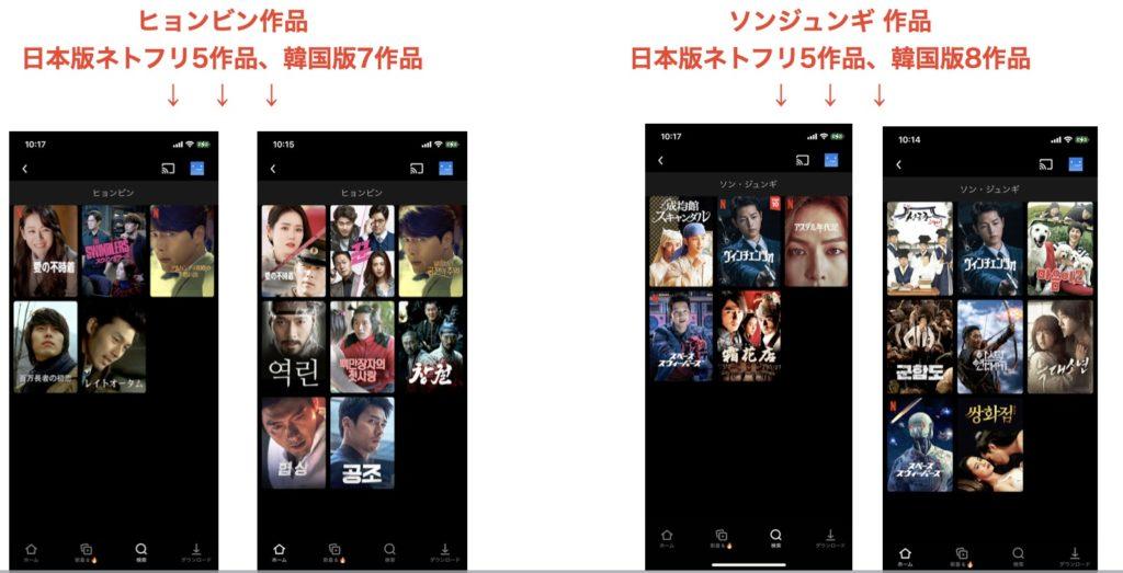 Netflix 韓国版